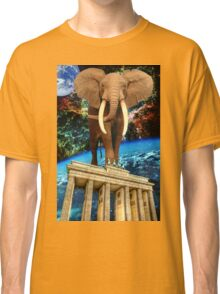 space elephant Classic T-Shirt