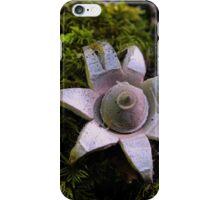 Earth Star Puffball iPhone Case/Skin