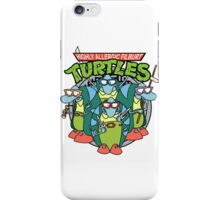 Filburt Turtle iPhone Case/Skin