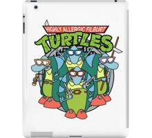 Filburt Turtle iPad Case/Skin