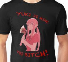 Anime Crossover Yuno vs Rena  Unisex T-Shirt