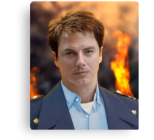 An Impossible Thing – Captain Jack Harkness Canvas Print