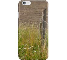 Fences In Full Sun iPhone Case/Skin