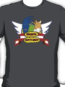 Sonic and Tales - Beavis and Butt-Head T-Shirt