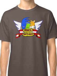 Sonic and Tales - Beavis and Butt-Head Classic T-Shirt