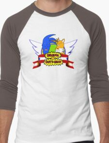 Sonic and Tales - Beavis and Butt-Head Men's Baseball ¾ T-Shirt
