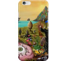 The Charcoal Castle iPhone Case/Skin