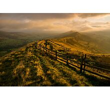 Great Ridge Photographic Print