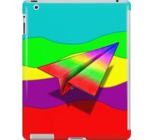 Paper Airplane 45 iPad Case/Skin