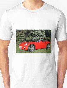 Red Pontiac Solstice T-Shirt