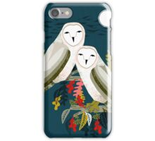 Two Owls iPhone Case/Skin