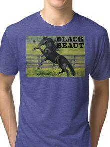 Black Beaut Tri-blend T-Shirt