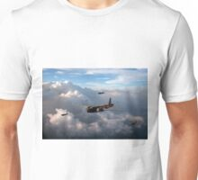 Vickers Wellingtons Unisex T-Shirt
