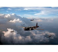 Vickers Wellingtons Photographic Print
