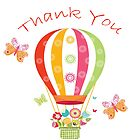 Thank You Card 1 by HoneyMyrtle