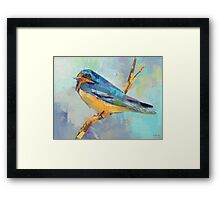 bird 23 Framed Print