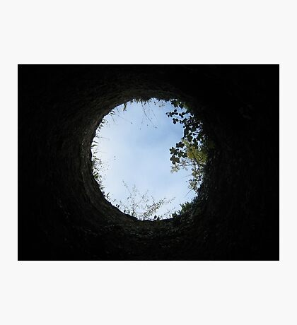 Skyview at the Blarney Castle  Photographic Print