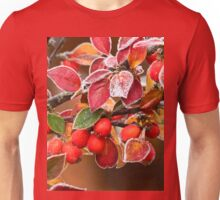 Frosted Berries Unisex T-Shirt