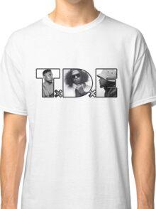 TDE Ab-Soul, Kendrick Lamar, Schoolboy Q Classic T-Shirt