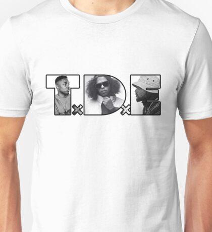 TDE Ab-Soul, Kendrick Lamar, Schoolboy Q Unisex T-Shirt