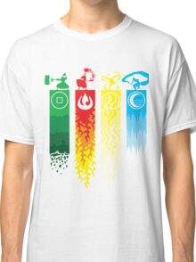 Avatar- Four Elements Classic T-Shirt