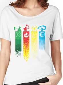 Avatar- Four Elements Women's Relaxed Fit T-Shirt