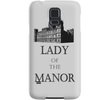 lady of the manor Samsung Galaxy Case/Skin