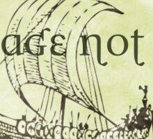 Viking Pride: Heritage Not Hate Sticker