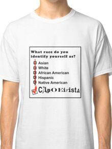 capoeira abada martial arts brasil Classic T-Shirt