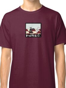 Miscreants: You Just Got PaWNED! Classic T-Shirt