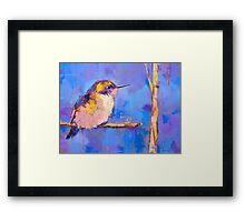 Bird 34 Framed Print