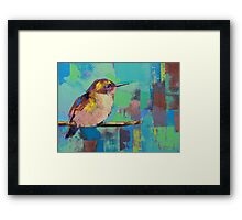 bird 78 Framed Print