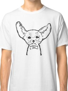 Gentleman Fennec Fox Classic T-Shirt