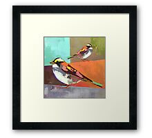 Bird 30 Framed Print