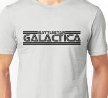 Battlestar Galactica Logo Unisex T-Shirt