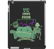 Night of the Living Room iPad Case/Skin