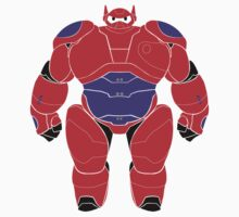 Baymax (Armored) Kids Clothes