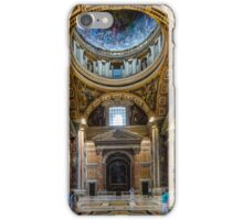 St. Peter's Basillica, Vatican City iPhone Case/Skin