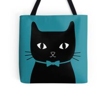 Mr Kitty Tote Bag