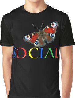 Social T Graphic T-Shirt