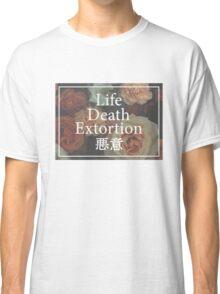 Floral L/D/E Classic T-Shirt