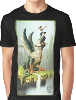 The Last Guardian V.1 Graphic T-Shirt