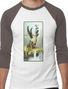 The Last Guardian V.1 Men's Baseball ¾ T-Shirt