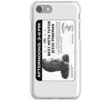 Meth Tutor iPhone Case/Skin