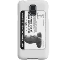 Meth Tutor Samsung Galaxy Case/Skin