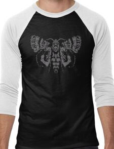 Butterfly Men's Baseball ¾ T-Shirt