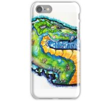 In the Depths iPhone Case/Skin