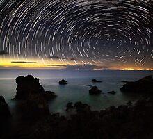 Guiding Star - Maui by Michael Treloar