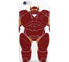 Baymax (Iron Man Armored) iPhone Case/Skin