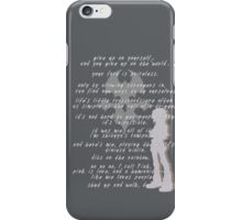 Joshua Kiryu iPhone Case/Skin